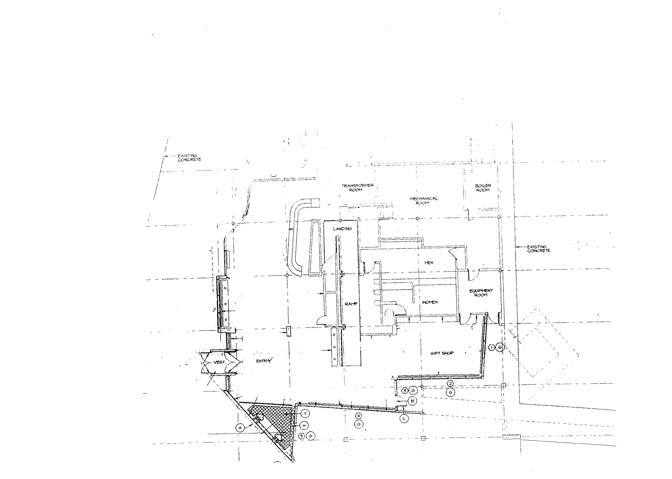 Historic sites facilities and town resource university for Floor plan agreement