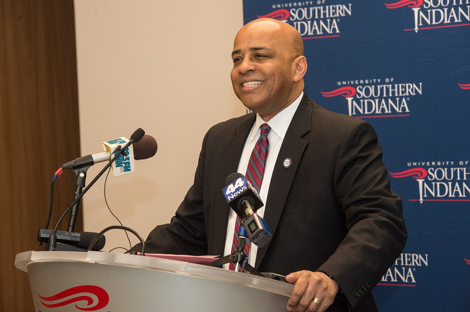 Rochon named fourth president